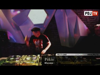 "VIDEO: DJ PitkiN @ ""NUBAR"" PDJTV ONE (�.������) (06/12/2013)"