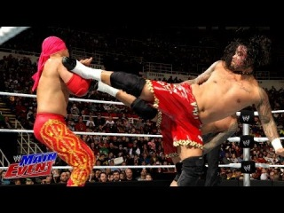 The Usos vs. Los Matadores - WWE Tag Team Championships: WWE Main Event, March 4, 2014