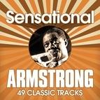 Louis Armstrong альбом Sensational Armstrong