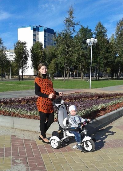 Юля Коваленко, 12 февраля , Жлобин, id59567973