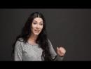 Наталья Скиданова актерская визитка Зеркало