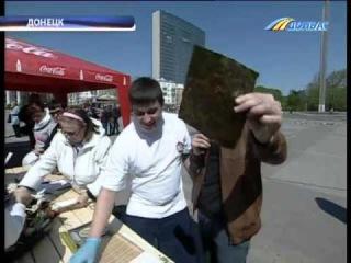 ТК Донбасс - Кухни народов мира в шоу «Live Донбасса»