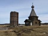 Старинное Поморское село Нюхча, Беломорский район Фото Татьяны Каньшиевой