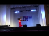 Юданова Оксана. Чемпионат по восточным танцам г. Самара
