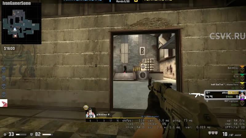 When Silver Use Ak47