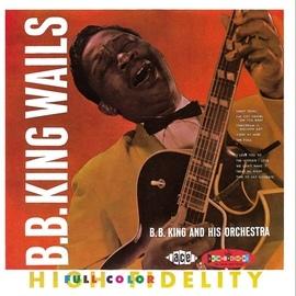 B.B. King альбом Wails - The Crown Series Vol 2