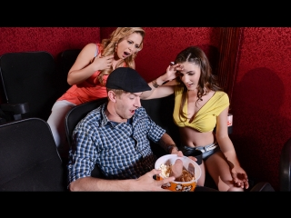 Cherie Deville & Molly Jane - A Movie Date Dicking [MomsInControl.com / Brazzers.com]