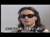 Steve Vai _Japanese news show For the love of God 97