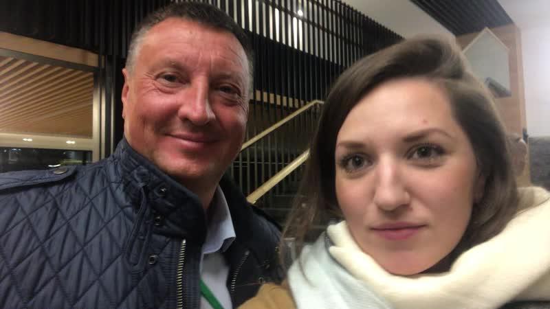 Вадим Маркелова и телоотМаркелова