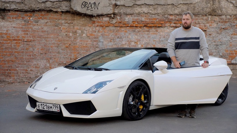 Моя новая Lamborghini Edition