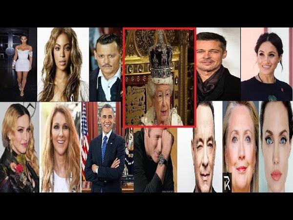 Топ голливудские звёзды и политики кровные родственники королеве Англии Елизавете ІІ