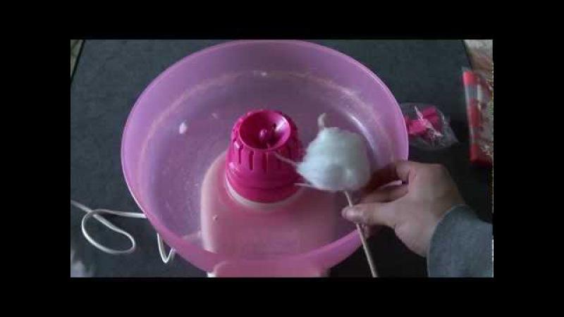 Japanese toys Moko Moko Wataame maker Homemade cotton candy maker