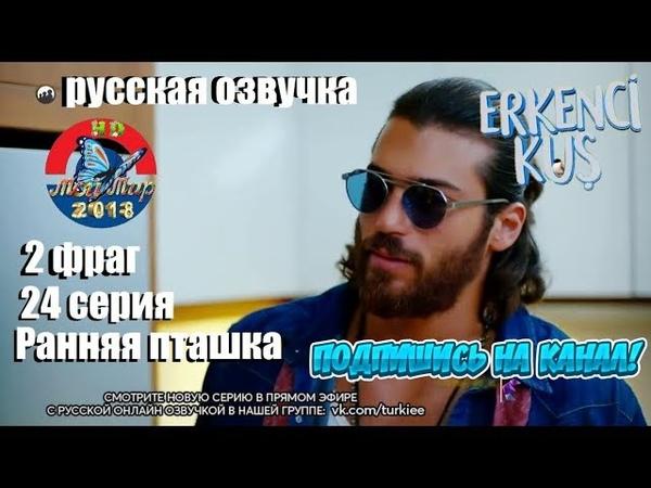 Ранняя пташка 24 серия 2 Фраг Русская озвучка