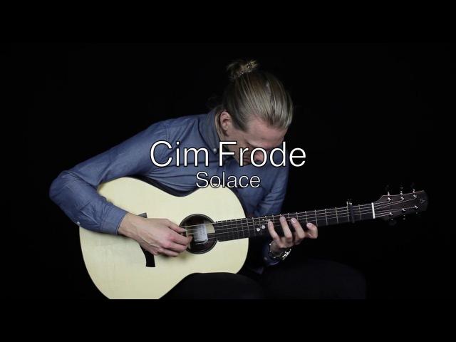 Cim Frode - Solace - Solo acoustic guitar