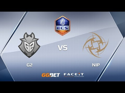G2 vs NiP , ECS Season 5 Europe