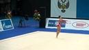 Mustafaeva Samira Azerbaijan clubs GP Moscow 2011 26 02