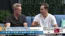 Stranger Things' Dacre Montgomery & Cary Elwes stop by BT!