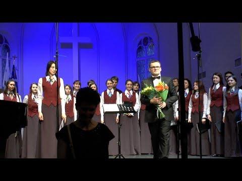 Отчетный концерт Молодежного хора Brevis (Яани Кирик)
