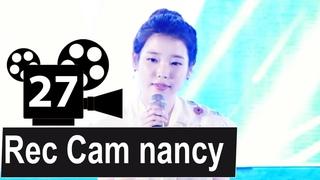 #KpopREACTION Nancy Momoland Talk super kute and lovely Rec Cam new 2019