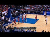 Dwight Howard's big BLOCK on Paul George!