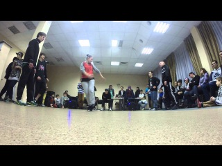 ICan & Romario vs Катя & Герундий (1/8 Final)