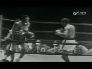 Флойд Паттерсон vs Томми Джексон (полный бой) [29.07.1957]