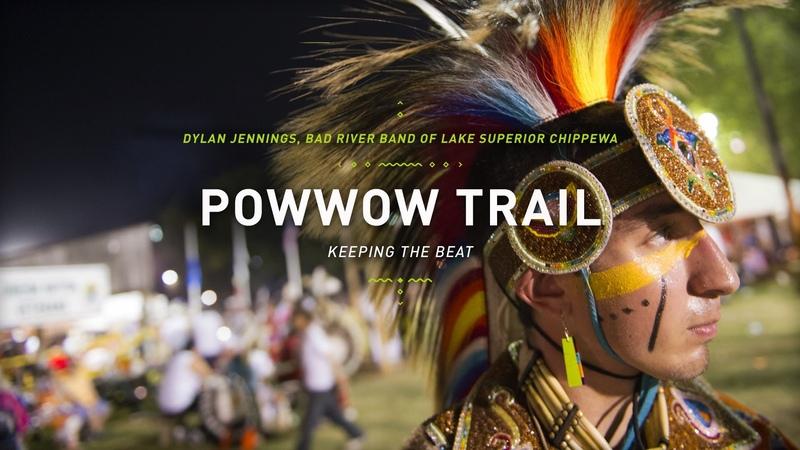 Powwow Trail Keeping the Beat