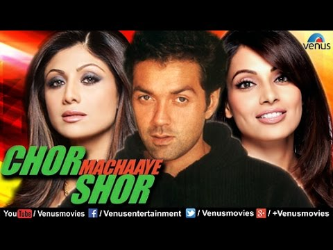 Bollywood Comedy Movies | Chor Machaaye Shor Full Movie | Bobby Deol Movies
