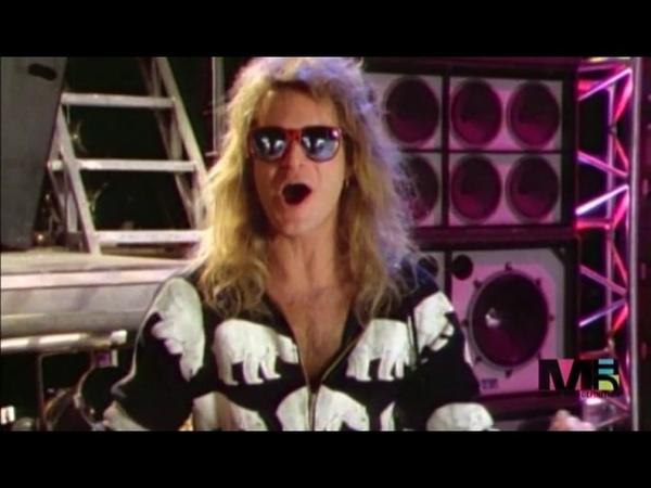 Van Halen - Rock 'n' Roll Hall of Fame Induction Video☆★☆★☆