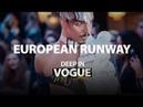 European Runway Deep in Vogue Met Gala