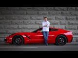 2014 Chevrolet Corvette Stingray C7 — обзор Михаила Петровского