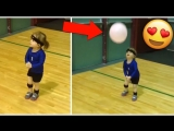 FUTURE VOLLEYBALL PLAYER ! Beautiful Volleyball Videos (HD)