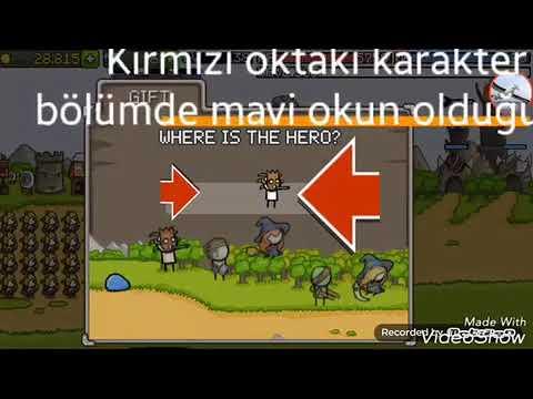 Grow Castle Where is the hero hatası anlatım