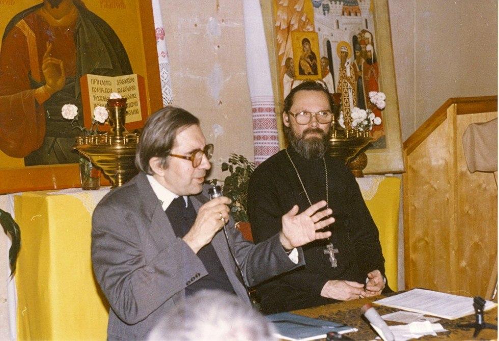 Прошло очередное заседание клуба «Живая книга», посвященное жизни и творчеству  Сергея Сергеевича Аверинцева