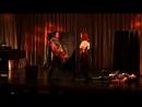 Фрагмент из спектакля Каменный гость , режиссер - Злата Гоголь.