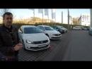 Тест драйв VW Jetta 1.6 МКПП 105 л.с разгон 0-150