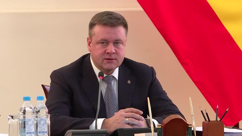 Заседание Правительства 22.01.2019