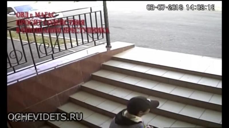 Жестокое нападение на продавщицу магазина в Ингушетии
