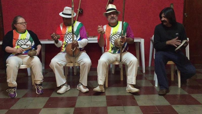 UNICAPOEIRA: Meia Lua/56 Anos. Clube Cultural Tiguera. Polêmico, Estrela, Professor, Pintor. 27jun18