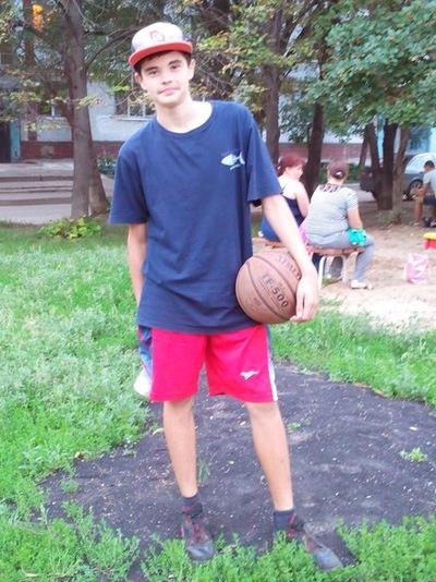 Антон Долгаев, 16 июня 1998, Самара, id176116373