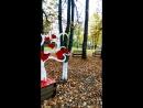 Парк Пушкина . Праздник осени.