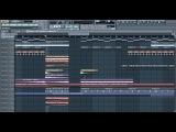Sander van Doorn,Martin Garrix &amp DVBBS ft.Aleesia - Gold Skies Fl Studio Remix Walkthrough FREE FLP