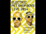 Pet Shop Boys - Electric Tour (2014) WEBRip