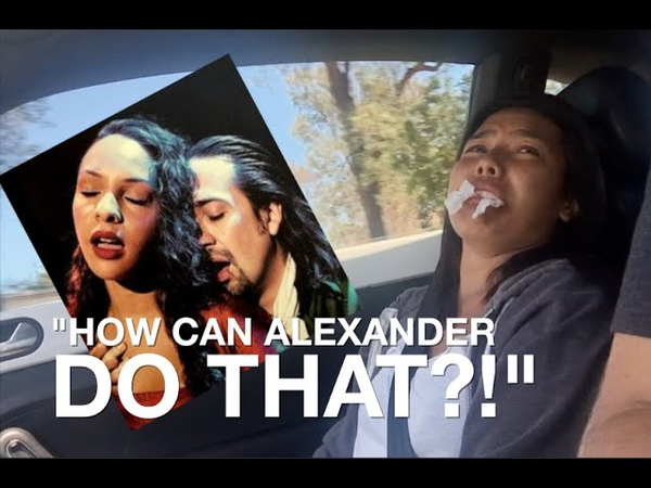 MY WISDOM TEETH GET PULLED OUT AND I CRY ABOUT ALEXANDER HAMILTON | Janeane Trinidad