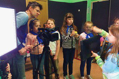 В ШМК «Бибирево» завершилась неделя медиа и IT в рамках «Московской смены»