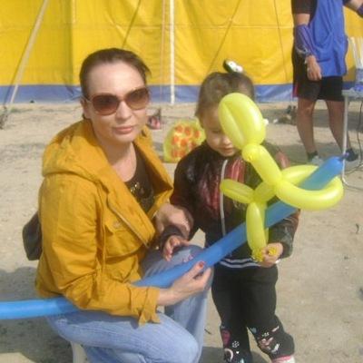 Ольга Юдина, 11 апреля , Киев, id209836617
