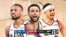 Golden State Warriors vs Portland Trail Blazers - Game 4 - Full Game Highlights | 2019 NBA Playoffs