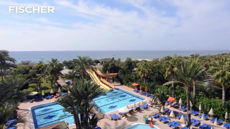 Hotel CARETTA BEACH - Turecká riviéra