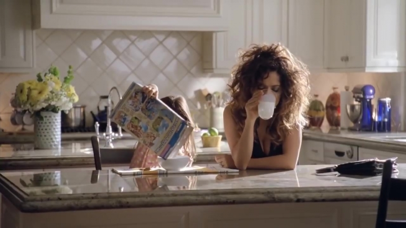 Сальма Хайек Comercial Got Milk 2012