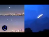 Galactic Federation ships followed during the spacex rocket in California! Oct 7,2018